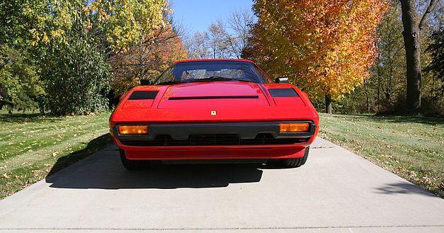 La Ferrari de Magnum proposée aux enchères. 514