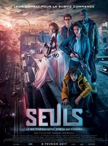 Science fiction, Aventure, Thriller: SEULS 5b15f710