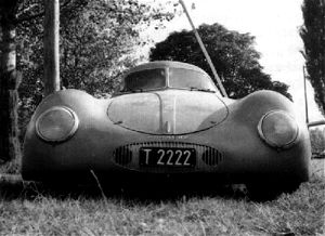 Porsche 356: Historique et filiation avec la Cox. 64_211