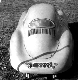 Porsche 356: Historique et filiation avec la Cox. 64_311