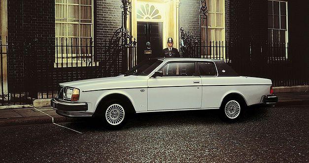 L'italo-suédoise Volvo 262C fête ses 40 ans. 730