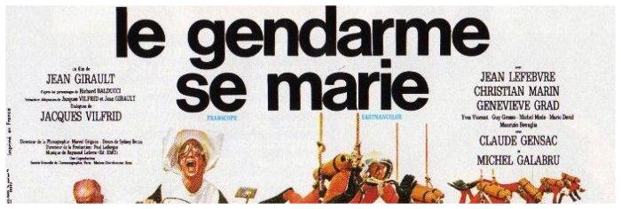 Saga: Comédie: LE GENDARME - Louis De Funes. [1964 à 1982] 8c7nt910