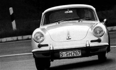 Porsche 356: Historique et filiation avec la Cox. Appuis10