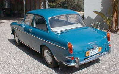 Type 3 : Présentation, numéros de châssis, de moteurs et évolutions techniques. Blunot11