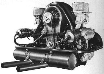 Porsche 356: Historique et filiation avec la Cox. Carrer10