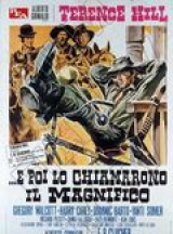western - Western: ET MAINTENANT ON L'APPELLE EL MAGNIFICO. Et-mai10