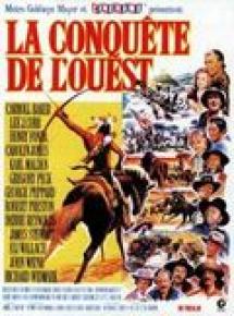 western -  Western: LA CONQUÊTE DE L'OUEST. La-con10