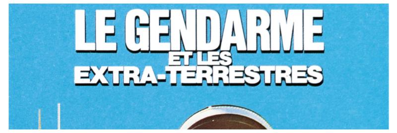 Saga: Comédie: LE GENDARME - Louis De Funes. [1964 à 1982] Noeopw10