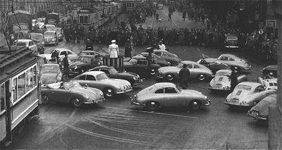 Porsche 356: Historique et filiation avec la Cox. Platz_10