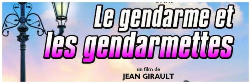 Saga: Comédie: LE GENDARME - Louis De Funes. [1964 à 1982] Wrxuum10