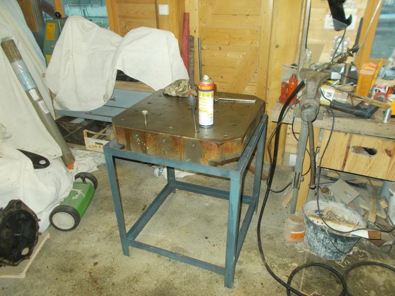 Mon/mes atelier et diverses réalisations (affutage foret au drill doctor) - Page 2 Dscn1116