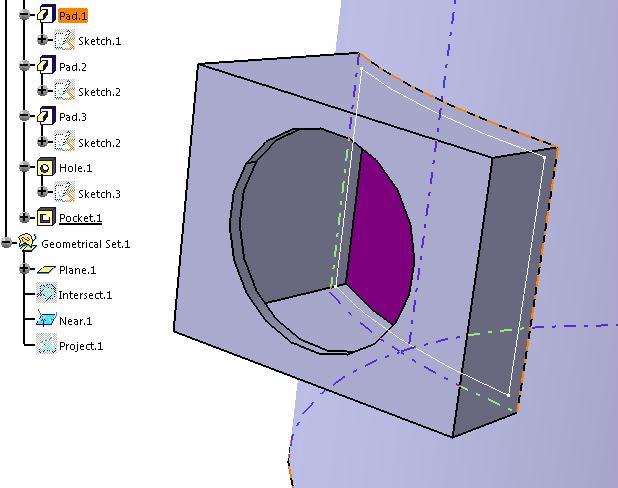 découpe sur forme cylindrique Test11