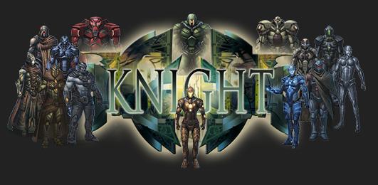 Knight, au coeur des ténèbres