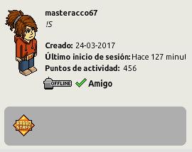 [ES] masteracco67 nuova staffer su Habbo Spagna Scher164