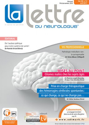 La Lettre du Neurologue avril 2017 Hight_14