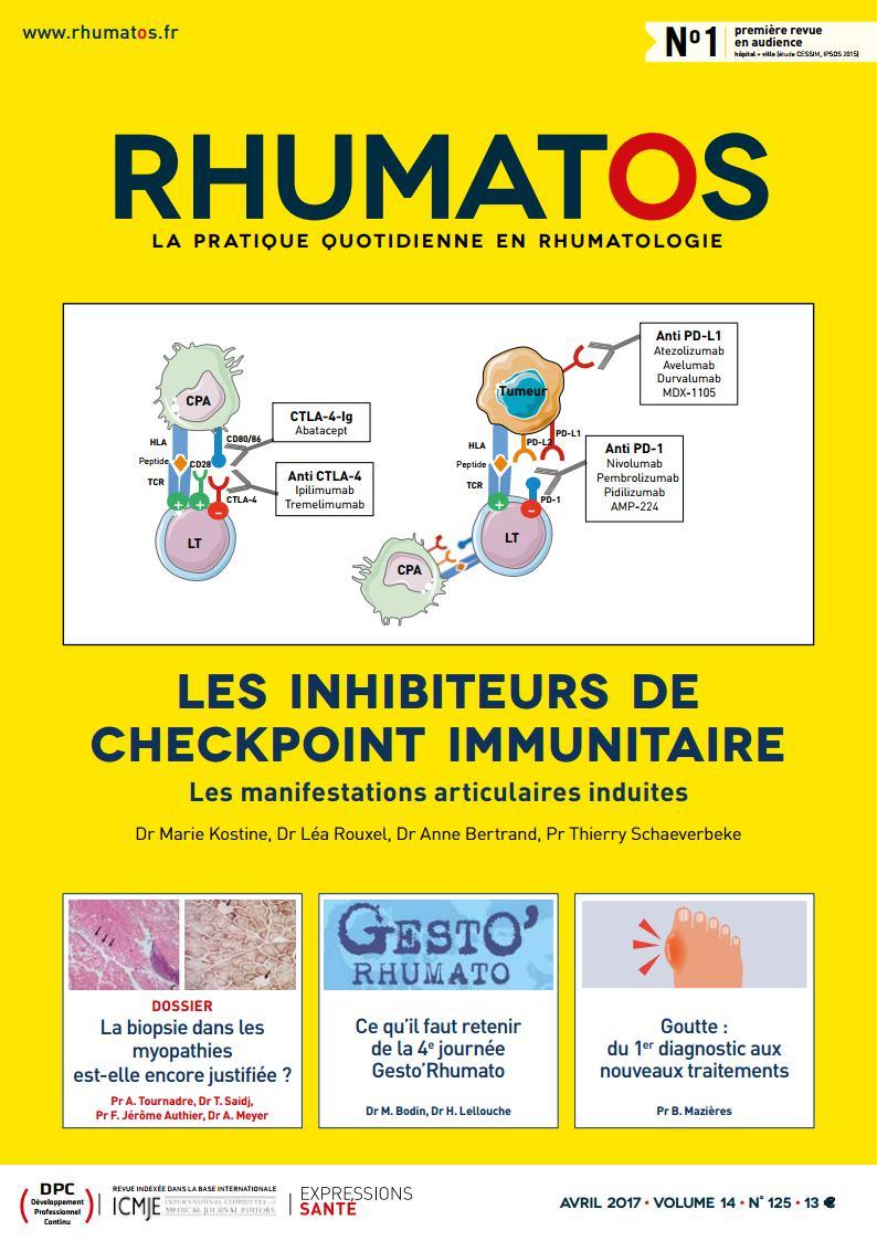 revue Rhumatos avril 2017 Rhumat10