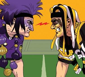 Ravens @ Steelers Ravens11