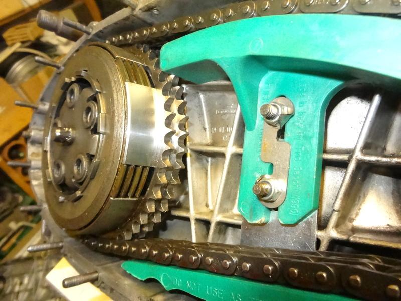 Lambretta SX200 replica project - Page 2 Dsc05917