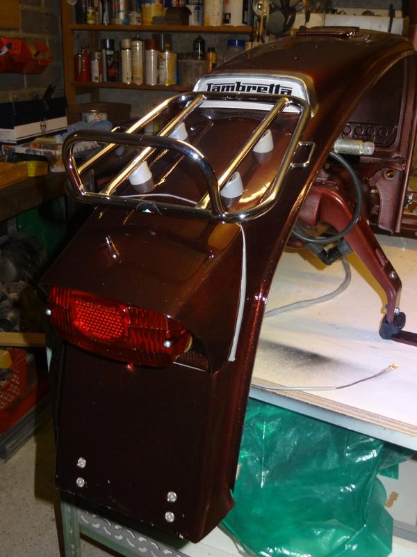Lambretta SX200 replica project - Page 2 Dsc06112