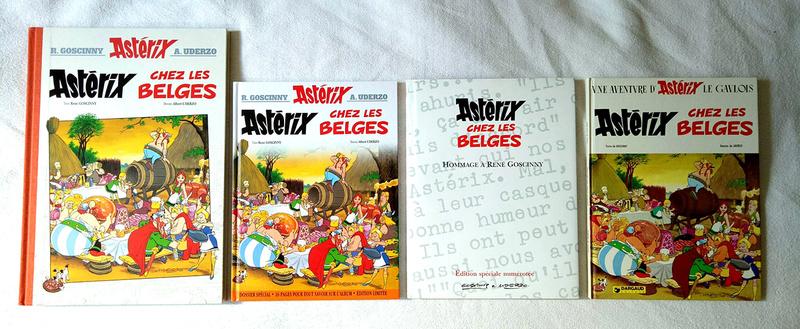 Astérix chez les Belges version Luxe  - Page 2 E11