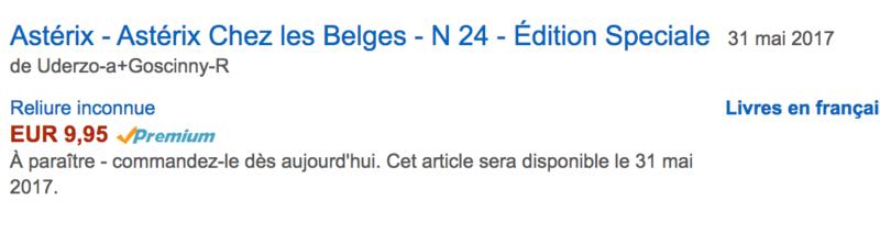 Astérix chez les Belges version Luxe  Screen11