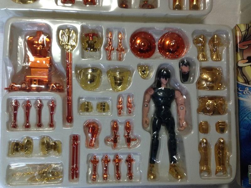 zodiaco - Saint Seiya Cavalieri dello zodiaco giochi preziosi 3 bronze gold Img_6920