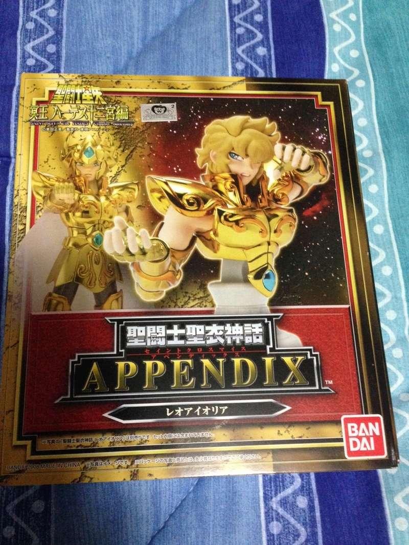 Saint Seiya cavalieri dello zodiaco gold + silver + appendix Img_7036
