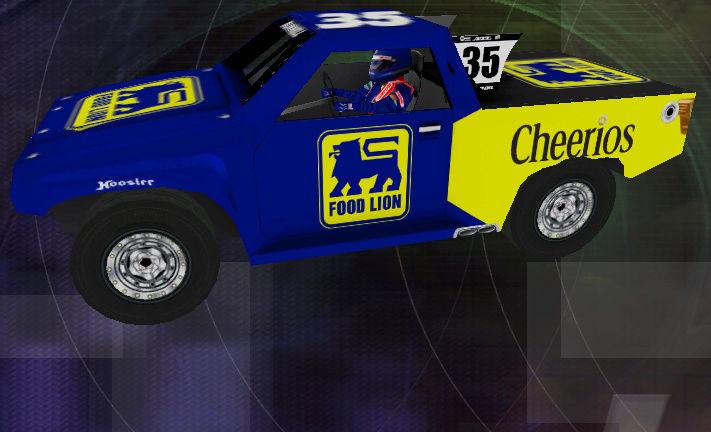 S1 Amazon Stadium Truck Series Paint Showroom 35flni10