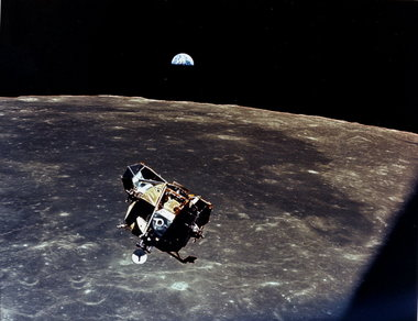 The NASA Moon and Mars Landing Hoaxes Apollo10