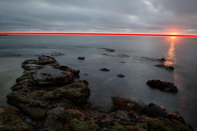The Always Horizontal Horizon Proves Earth Flat Crooke12