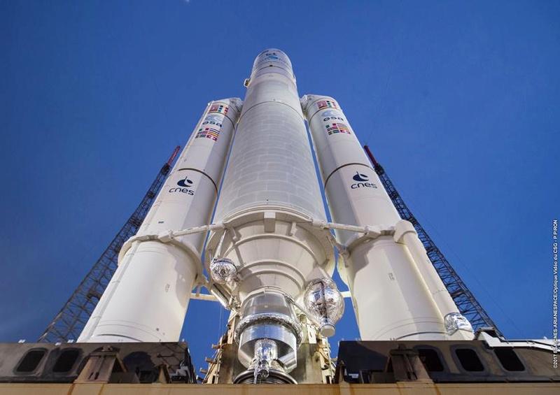 Ariane 5 VA236 (SGDC & Koreasat 7) - 04.05.2017 - Page 11 1118