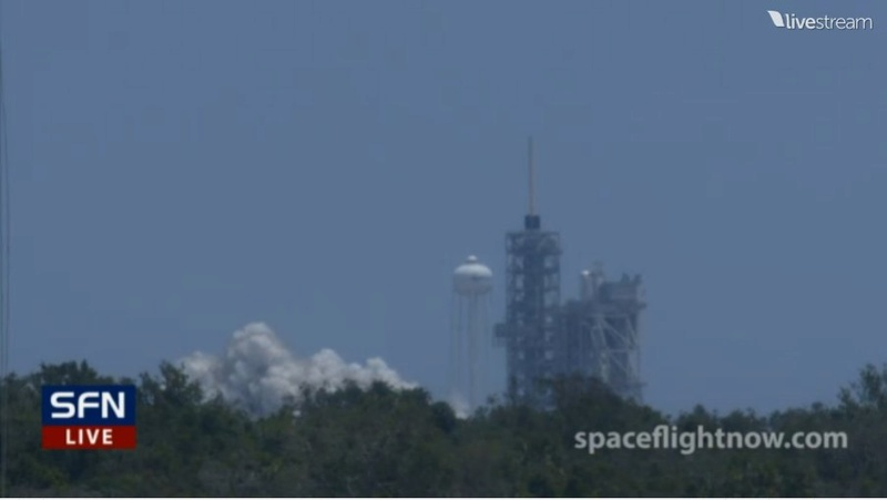 Falcon-9 (Inmarsat-5F4) - 15.05.2017 1124