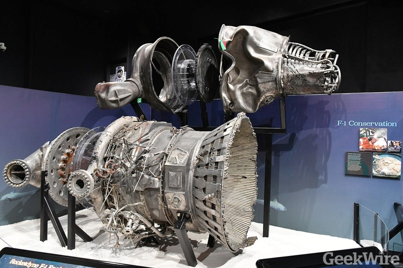 Les moteurs F1 d' apollo 11 localisés 1136