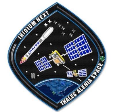 Falcon-9 (Iridium Next 11-20) - 25.06.2017 [succès] 1160