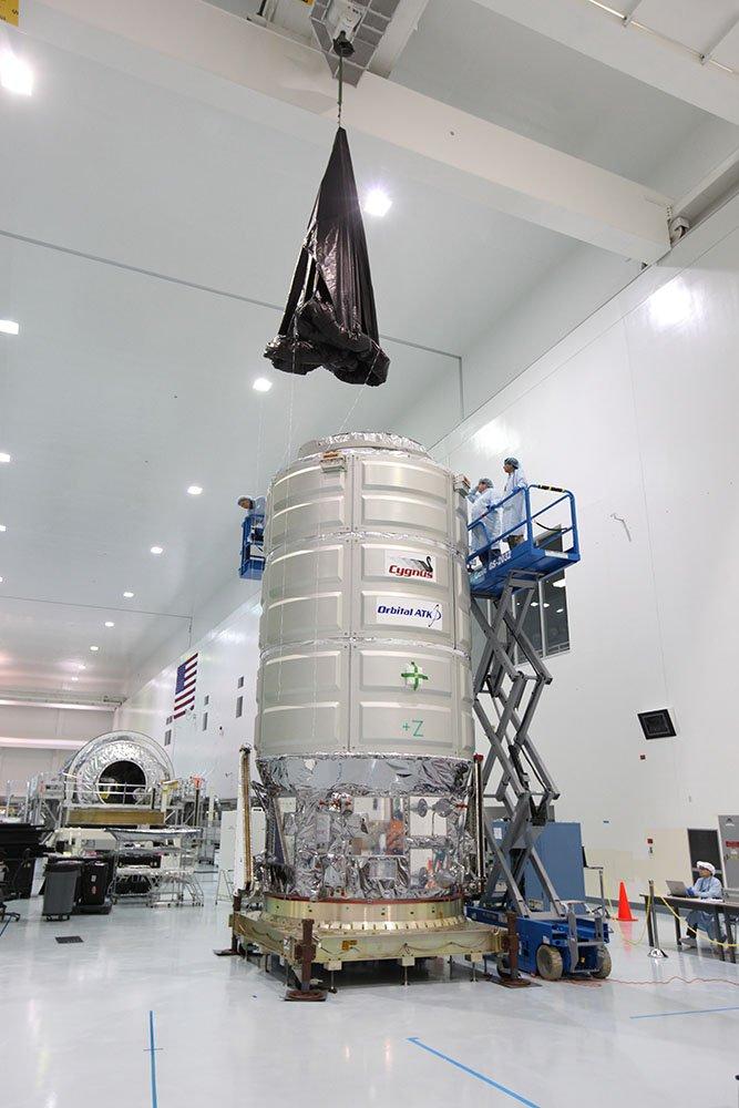 Atlas V (Cygnus OA-7) - 18.04.17 119
