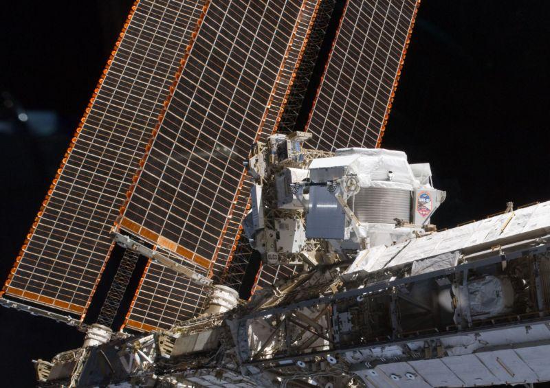 ISS - US EVA 40, 41 et 42 153