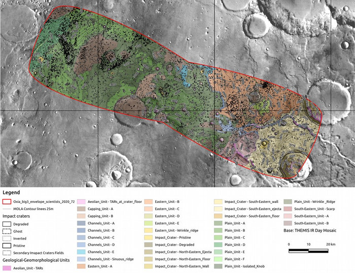 ExoMars - 2022 - Préparation de la mission (Rosalind Franklin) - Page 9 158