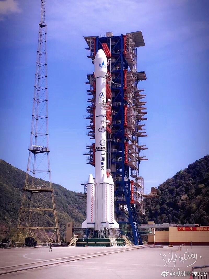 CZ-3B (Shijian-13 / Zhongxing-16) - 12.4.2017 177