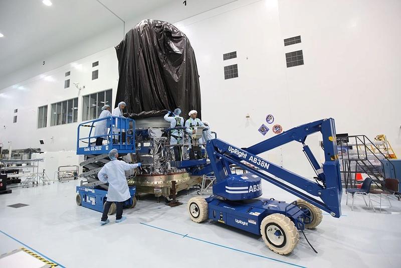 Atlas V (Cygnus OA-7) - 18.04.17 212