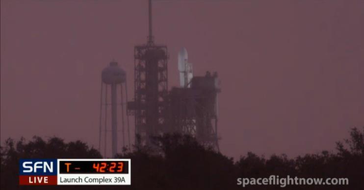 Falcon-9 (NROL-76) - 01.05.2017 [Succès] - Page 2 Scree141