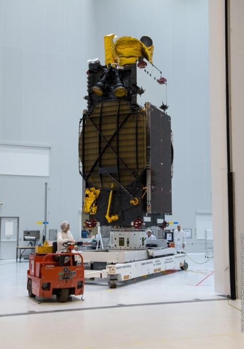 Ariane 5 VA238 (Hellas-Sat 3 / GSAT 17) - 28.06.2017  [Succès] Scree226