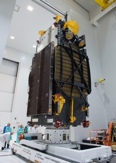 Ariane 5 VA238 (Hellas-Sat 3 / GSAT 17) - 28.06.2017  [Succès] Scree227