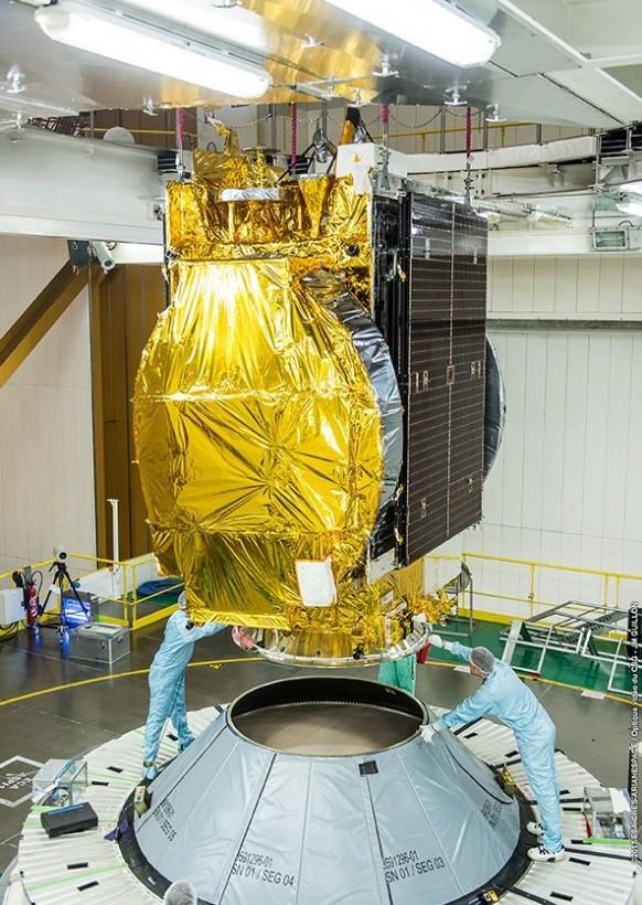 Ariane 5 VA238 (Hellas-Sat 3 / GSAT 17) - 28.06.2017  [Succès] Scree231