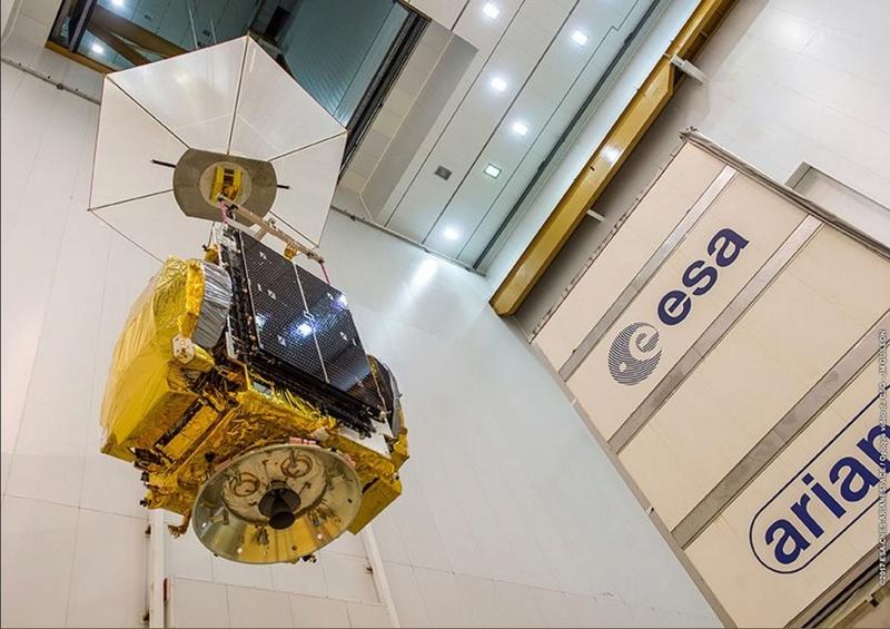 Ariane 5 VA238 (Hellas-Sat 3 / GSAT 17) - 28.06.2017  [Succès] Scree232
