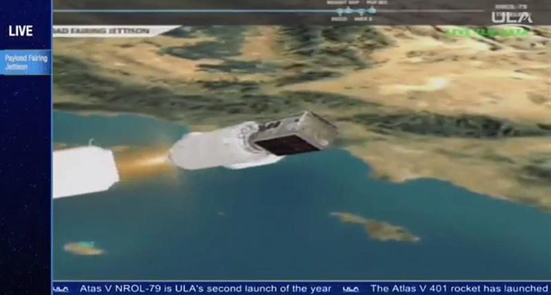 Atlas V 401 (NROL-79) - 01.03.17 - Page 2 Screen50