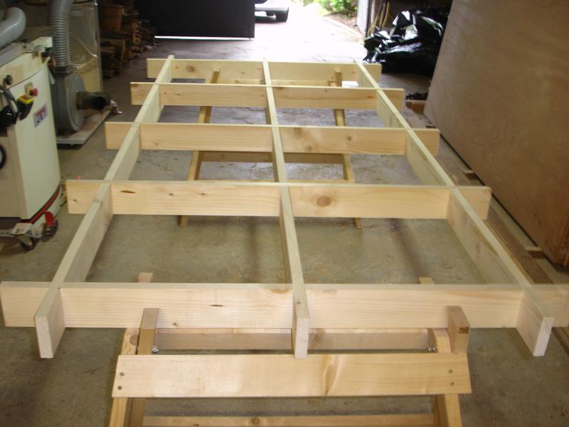 construction de Banjo 640 Dsc03213