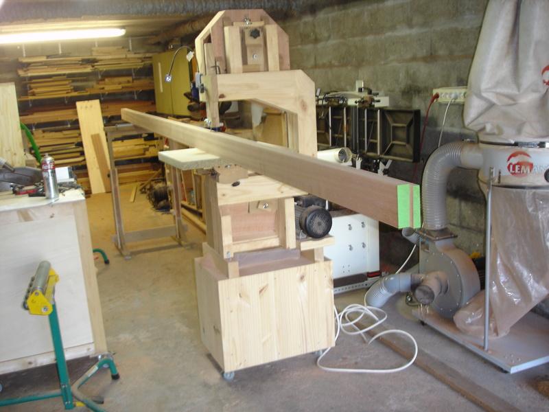 construction de Banjo 640 Dsc03216