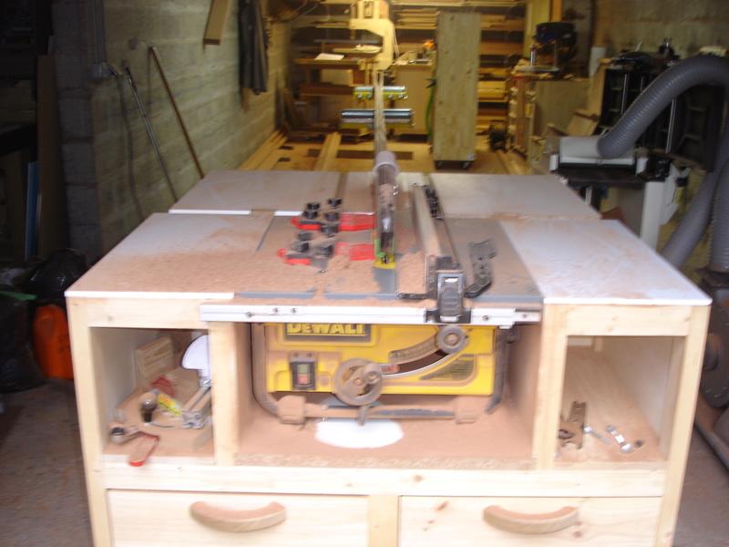 construction de Banjo 640 Dsc03219