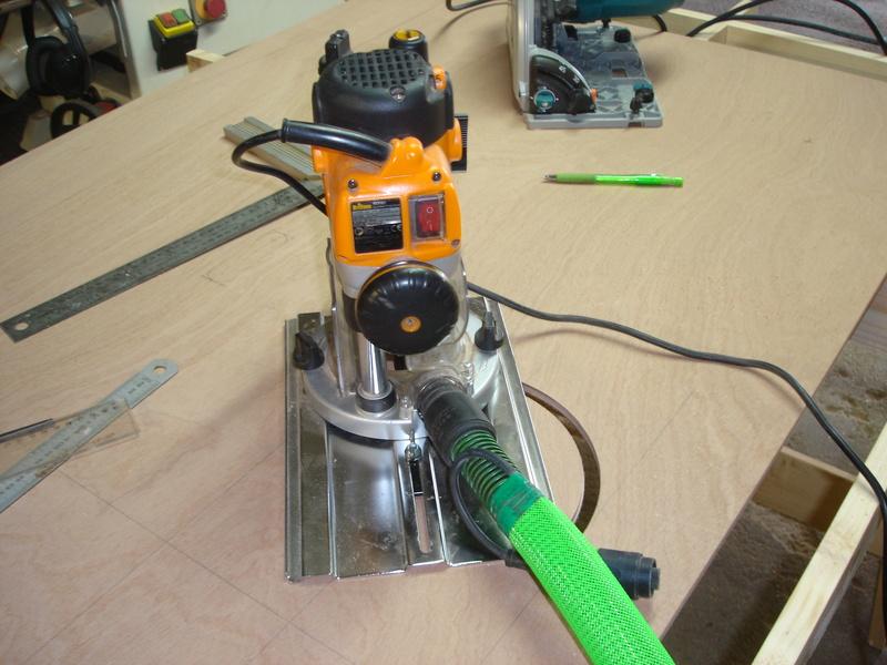 construction de Banjo 640 Dsc03222