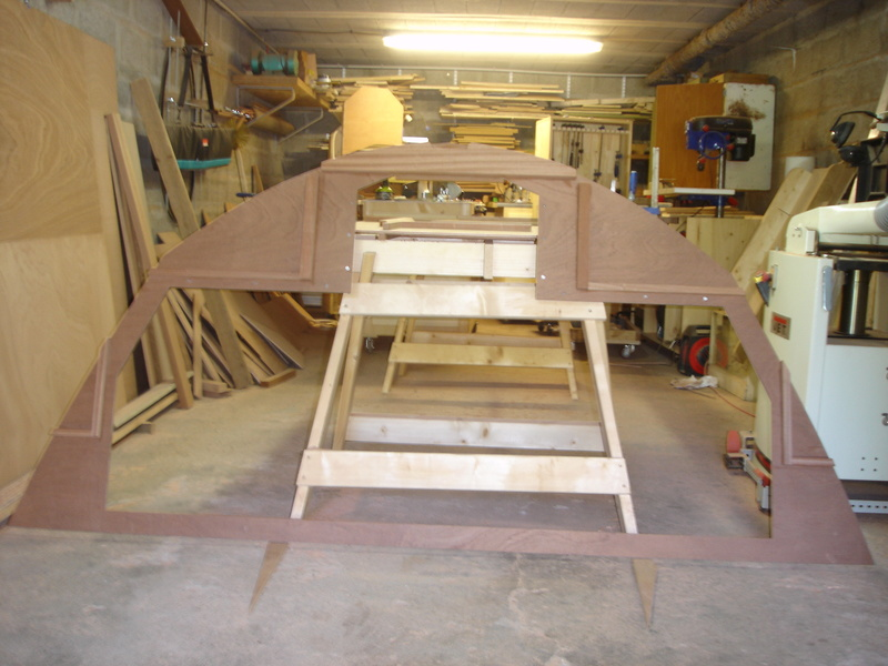 construction de Banjo 640 Dsc03314